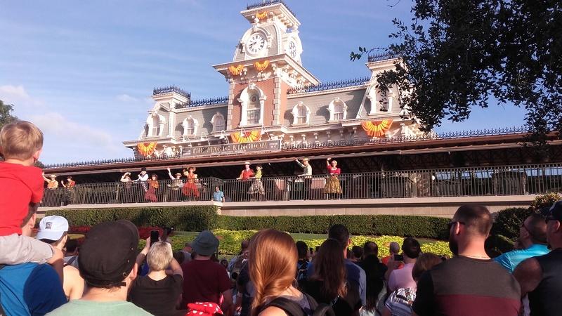 Un voyage de rêve à Walt Disney World ou comment vivre un mariage unique au pays de Mickey (octobre 2016) - Page 10 27_oct10