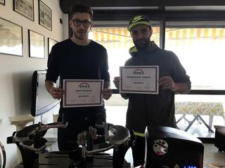 Corsi di formazione per INCORDATORI racchette da tennis ERSA INTERNATIONAL 2-110