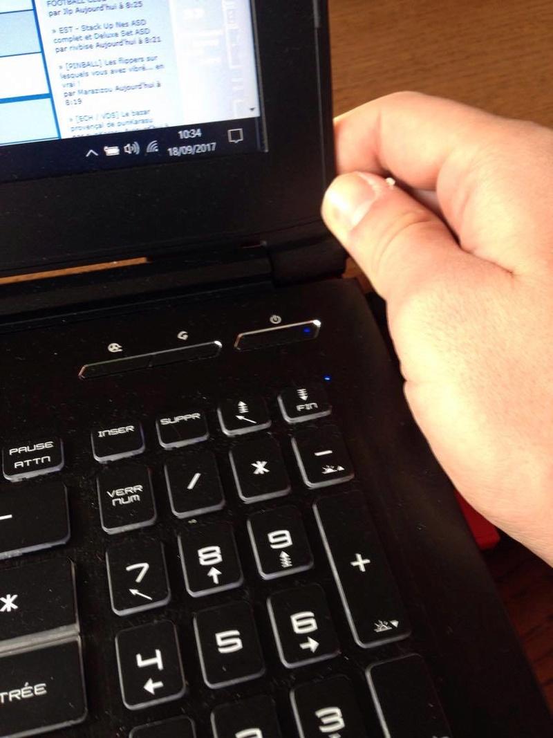 Estimation PC Portable Gamer 21844210