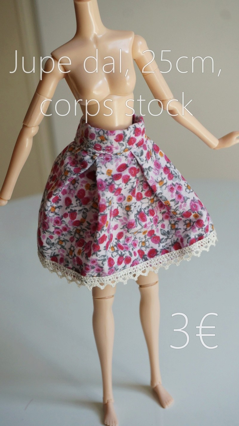 [VENDS] Vêtements taille pullip, fashionista et bloomer BJD Dsc00426