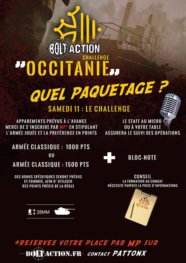 WEEK-END BOLT ACTION - CHALLENGE OCCITANIE 2017 Challe17