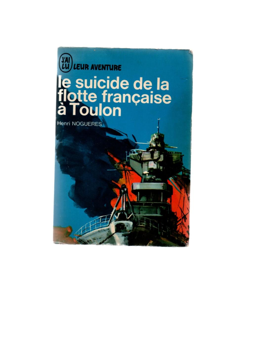 TOULON sabordage de la flotte française le 27.11.1942 - Page 2 Img20213