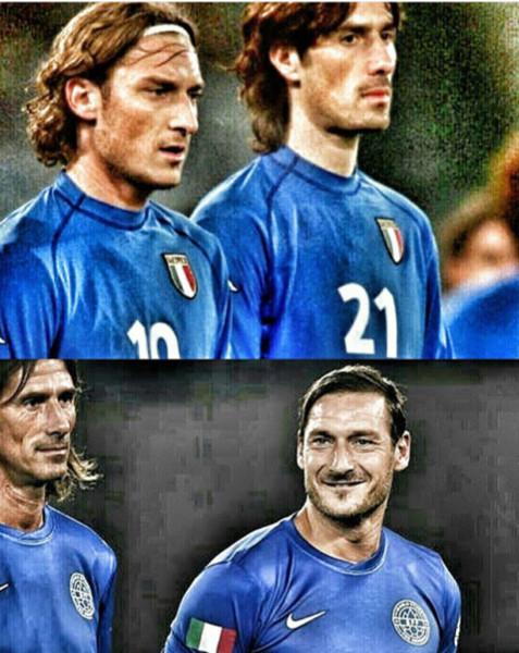 [HAF] Francesco Totti (1993-2017) - Page 25 Tottid10