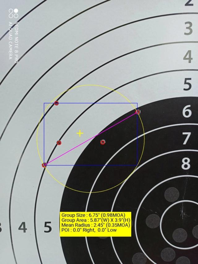 1903 USMC (tirs jusqu'à 1000m) - Page 2 Shot_110