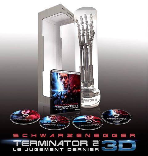 Terminator 2 : Edition Master 4 K Coffret Limité 20106310