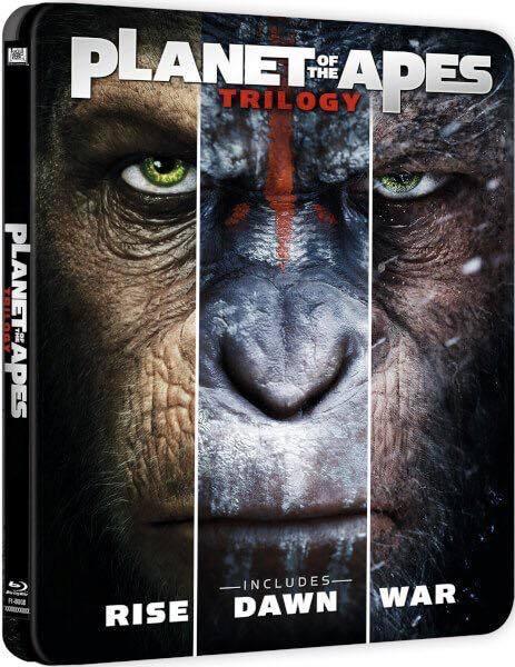 Trilogie Planet Of The Apes : Topic Officiel Fnac, Amazon, Zaavi... 21150310