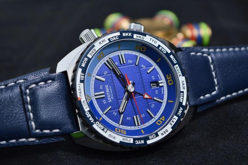Gruman Sputnik GMT Blue_g10