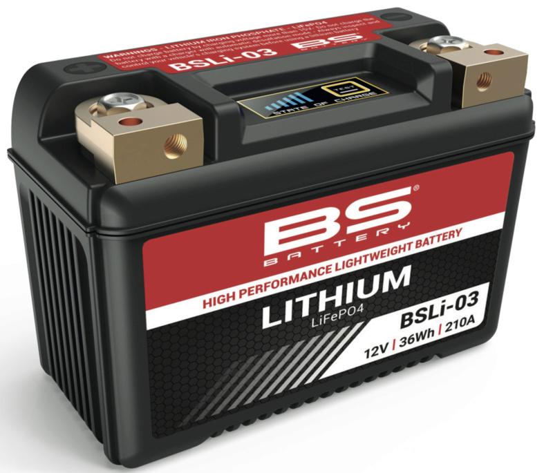 Batterie Lithium 6ae9d410