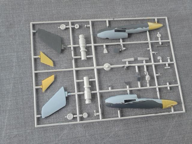 Luftwaffe 46 et autres projets de l'axe à toutes les échelles(Bf 109 G10 erla luft46). - Page 2 Dsc_4111