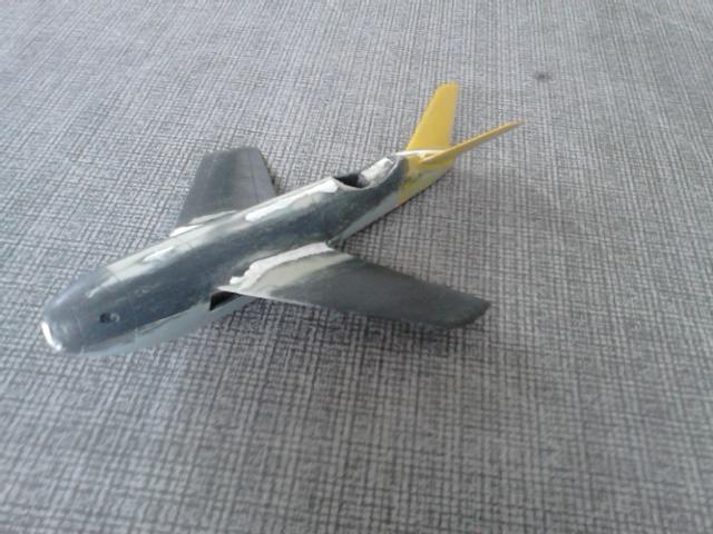 Luftwaffe 46 et autres projets de l'axe à toutes les échelles(Bf 109 G10 erla luft46). - Page 2 Dsc_4229