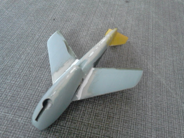Luftwaffe 46 et autres projets de l'axe à toutes les échelles(Bf 109 G10 erla luft46). - Page 2 Dsc_4231