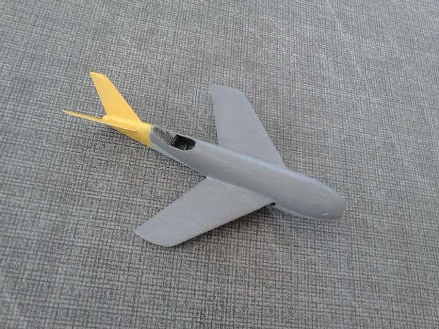 Luftwaffe 46 et autres projets de l'axe à toutes les échelles(Bf 109 G10 erla luft46). - Page 2 Dsc_4232