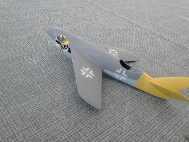 Luftwaffe 46 et autres projets de l'axe à toutes les échelles(Bf 109 G10 erla luft46). - Page 2 Dsc_4233
