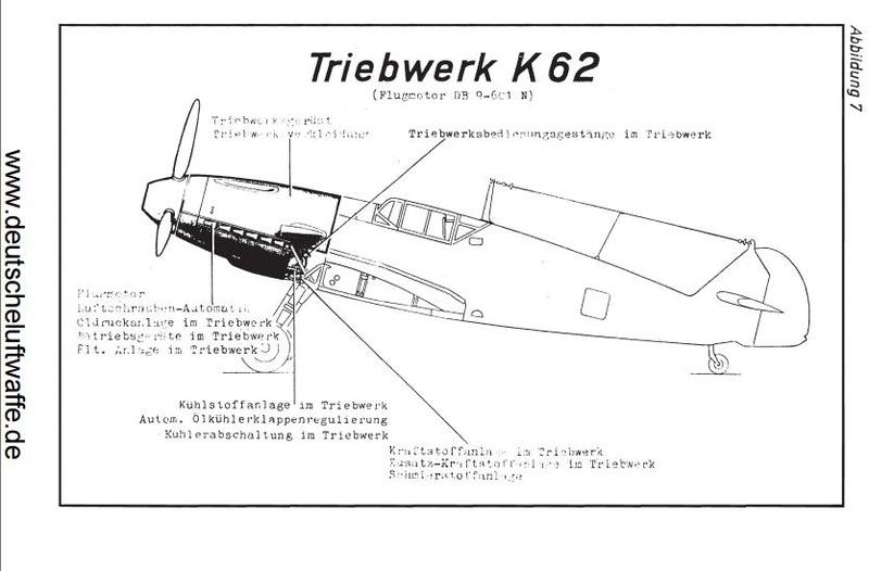 Luftwaffe 46 et autres projets de l'axe à toutes les échelles(Bf 109 G10 erla luft46). - Page 2 Triebw13