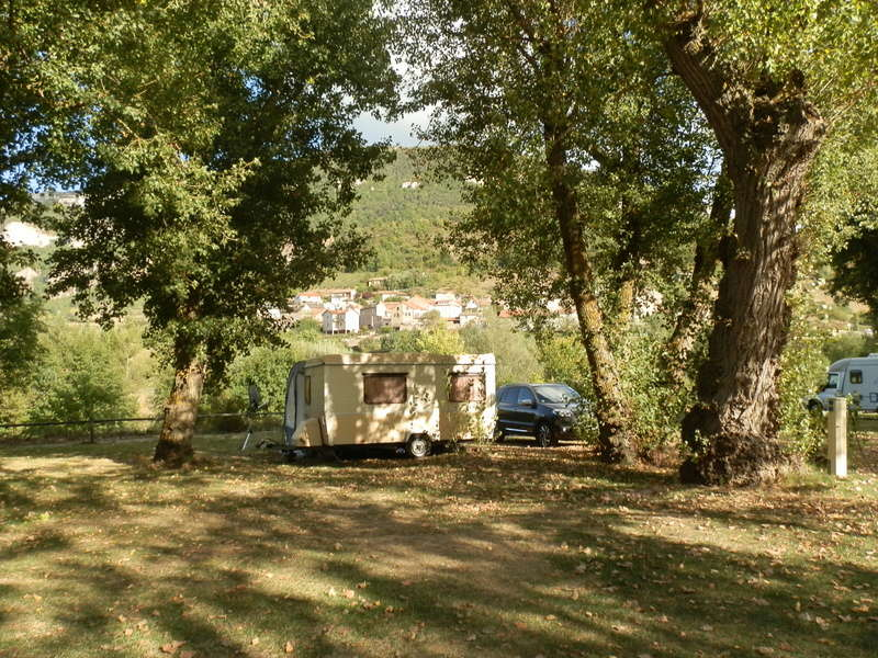 Camping la belle étoile à Aguessac ( Aveyron) P9151311