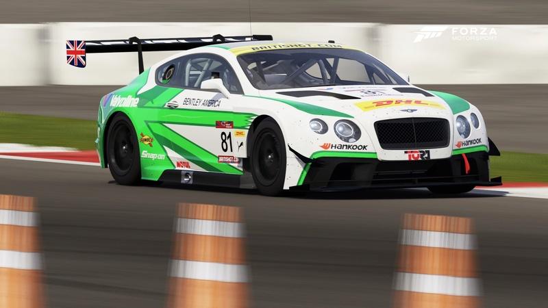 British GT eSports Championship: Media Forza_10