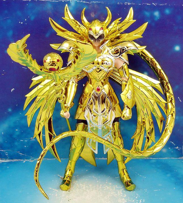 [Comentários] Saint Cloth Myth Ex - Odisseu Cavaleiro de Ouro de Serpentario Saint-10