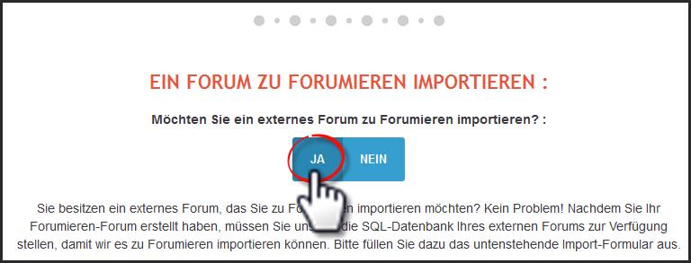 [Tutorial] Externes Forum zu Forumieren importieren Tuto_i12