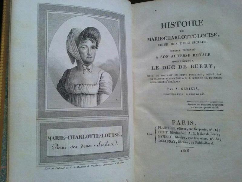 La reine Marie-Caroline de Naples - Page 6 20645510