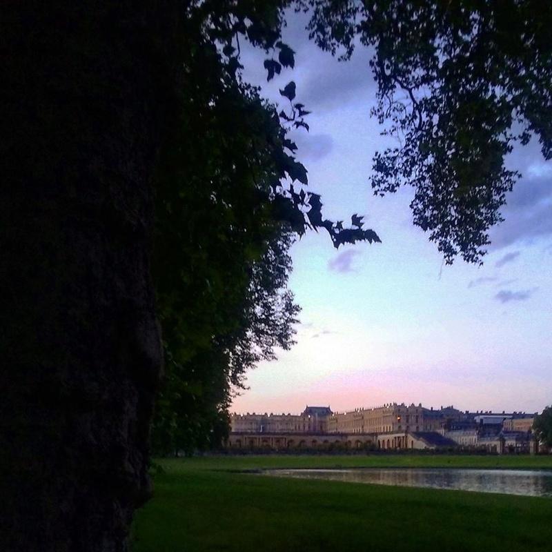 La Pièce d'Eau des Suisses, Versailles Versai10