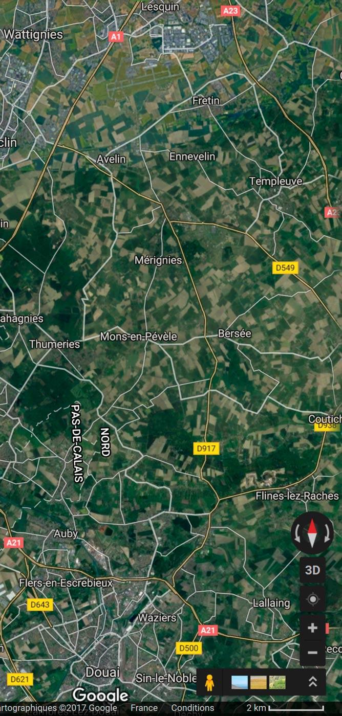 2017: le 24/09 à 12h00 - Lumière étrange dans le ciel  -  Ovnis à Douai - Nord (dép.59) - Page 3 Carte-12