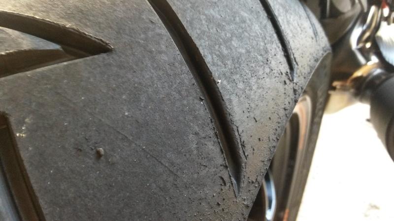 """[PNEUS] Mettre du pneu """"Sport-GT"""" sur le 1290... - Page 2 20170710"""