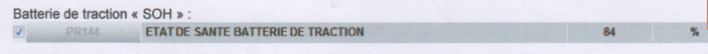 Expérience de vidage de batterie ayant un SOH de 73% - Page 3 Captur18