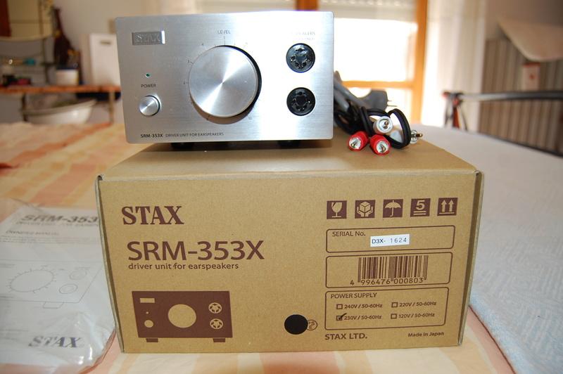 [BA] Amplificatore Stax SRM-353X Dsc_0621