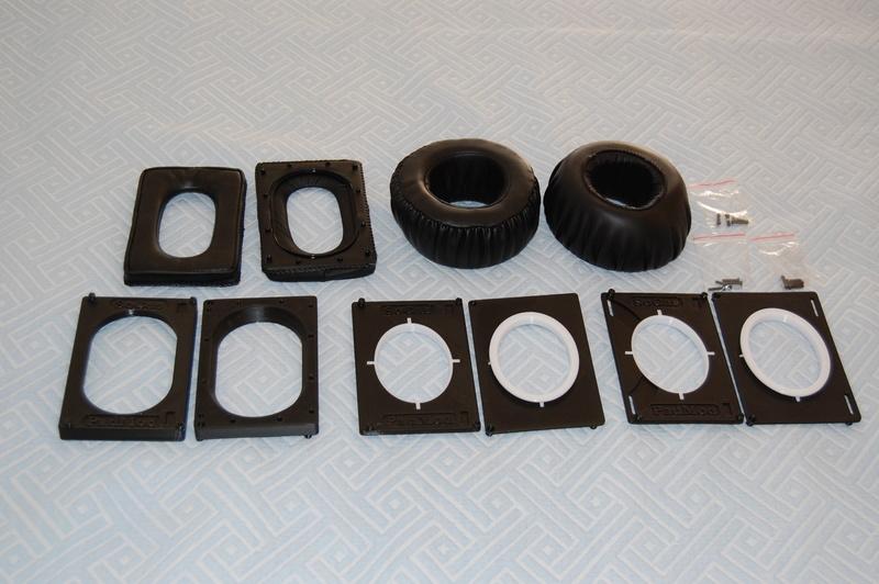 [BA] Stax pad origjnali per L-700, padmod Socas (vented e non vented) + spacer Socas + XB700 Pads Dsc_0710