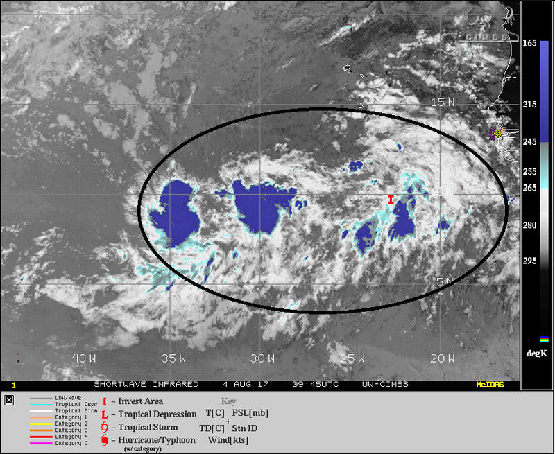 2017 General Tropical Cyclone Discussion Thread - Page 4 99l10