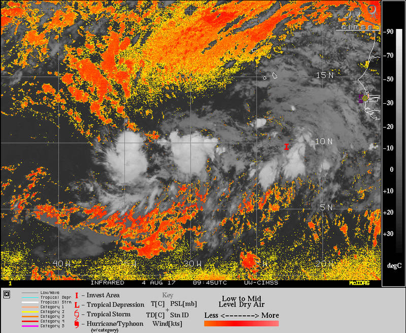 2017 General Tropical Cyclone Discussion Thread - Page 4 99l_sa10