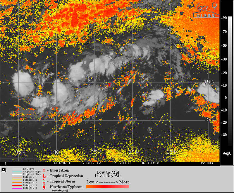 2017 General Tropical Cyclone Discussion Thread - Page 4 99l_sa11