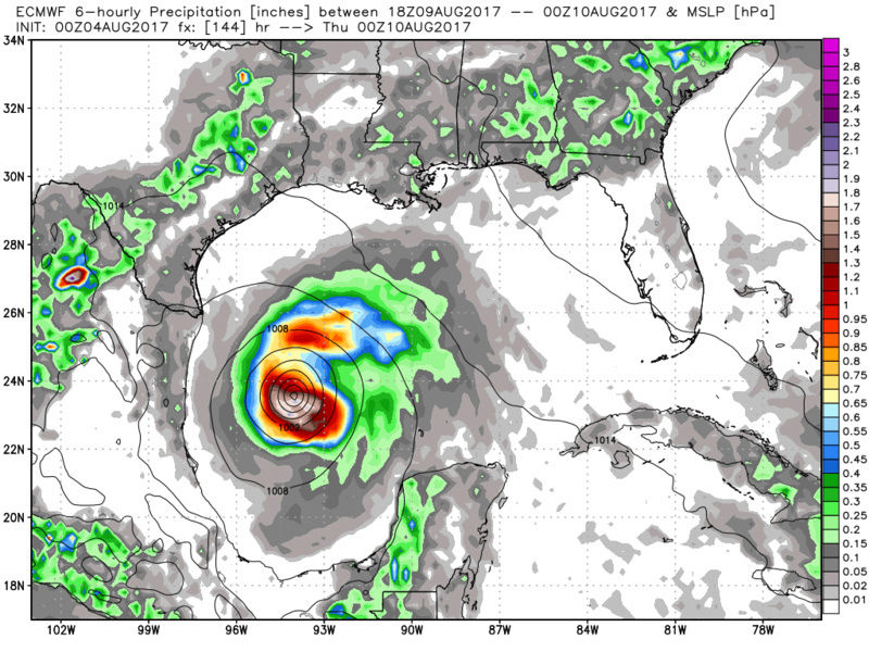 2017 General Tropical Cyclone Discussion Thread - Page 4 Ecmwf_12