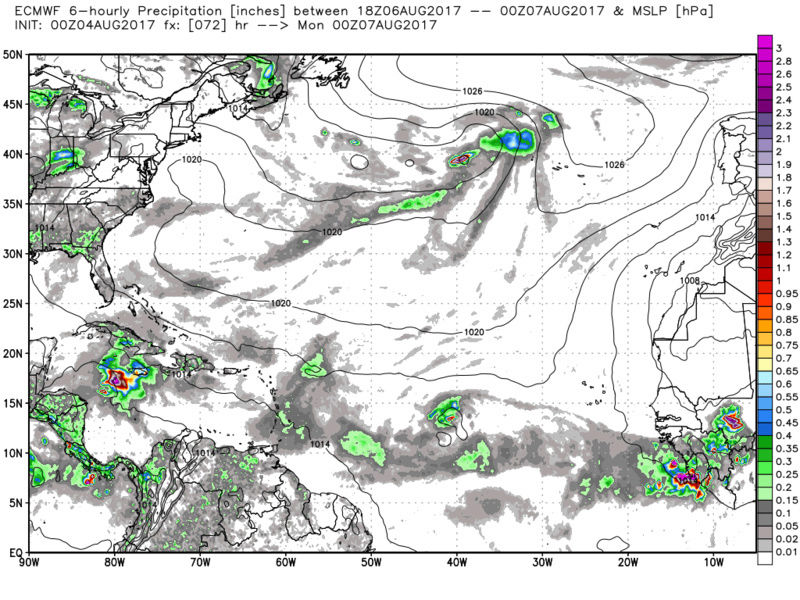 2017 General Tropical Cyclone Discussion Thread - Page 4 Ecmwf_14