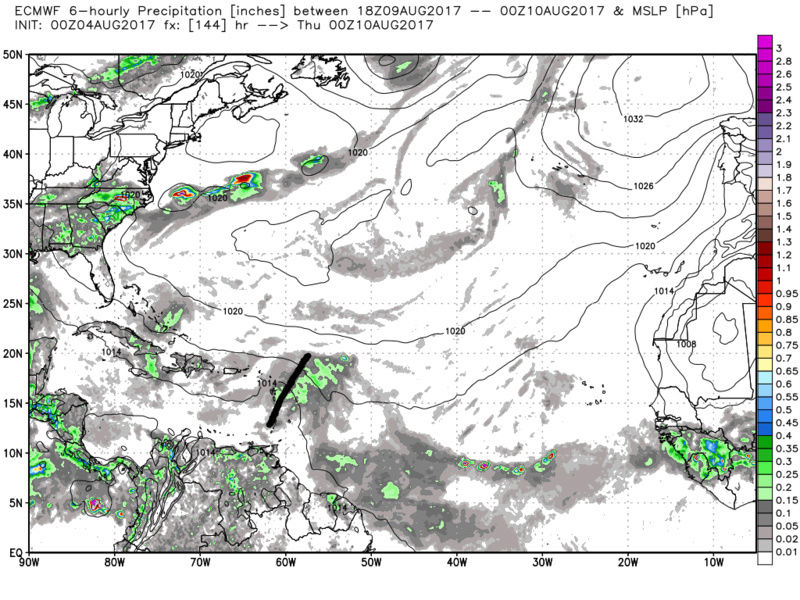 2017 General Tropical Cyclone Discussion Thread - Page 4 Ecmwf_15