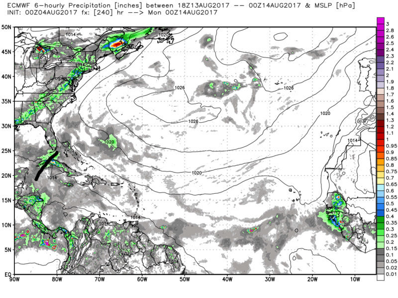 2017 General Tropical Cyclone Discussion Thread - Page 4 Ecmwf_16