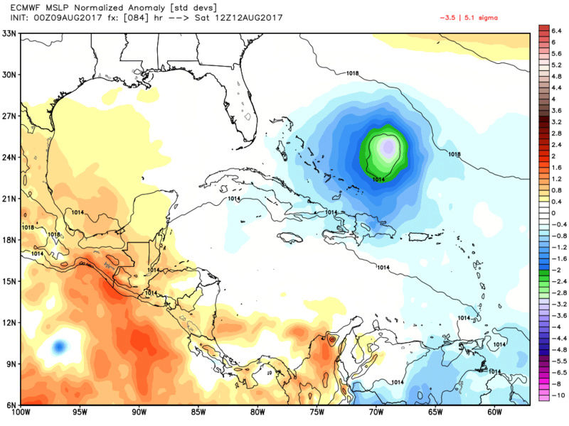 2017 General Tropical Cyclone Discussion Thread - Page 6 Ecmwf_25