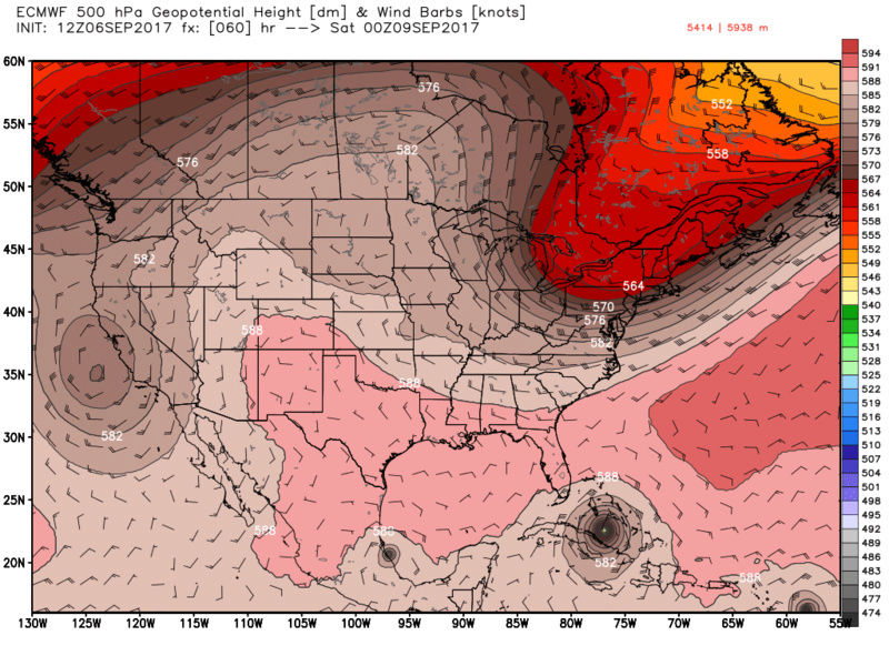Tracking Hurricane Irma: Part 2 - Page 2 Ecmwf_52