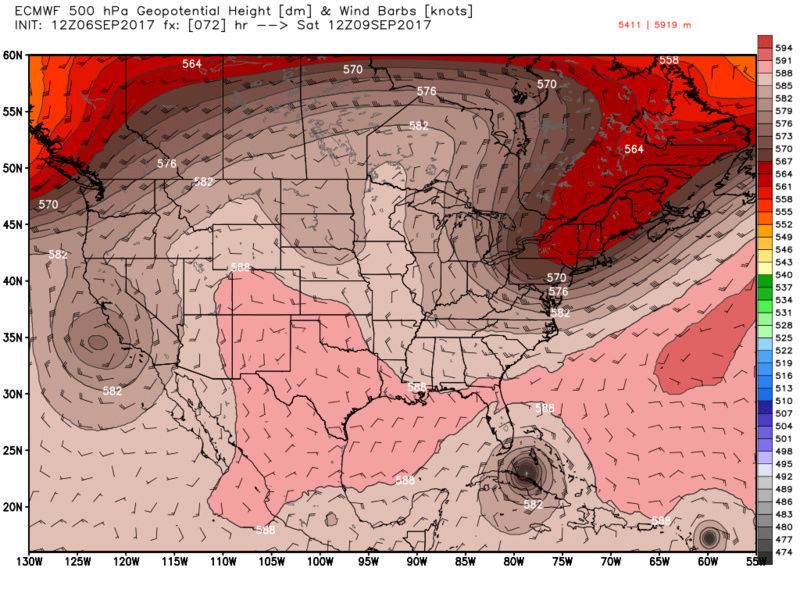 Tracking Hurricane Irma: Part 2 - Page 2 Ecmwf_53