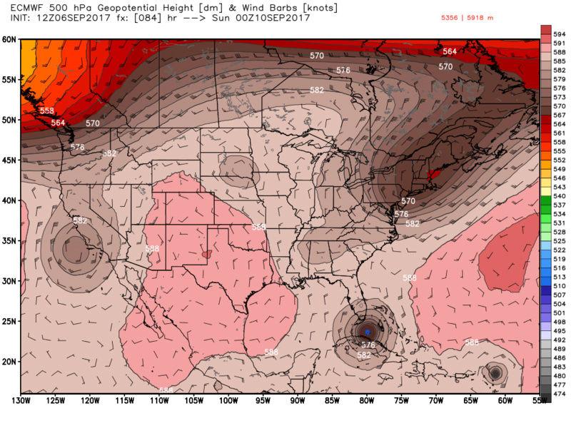 Tracking Hurricane Irma: Part 2 - Page 2 Ecmwf_54