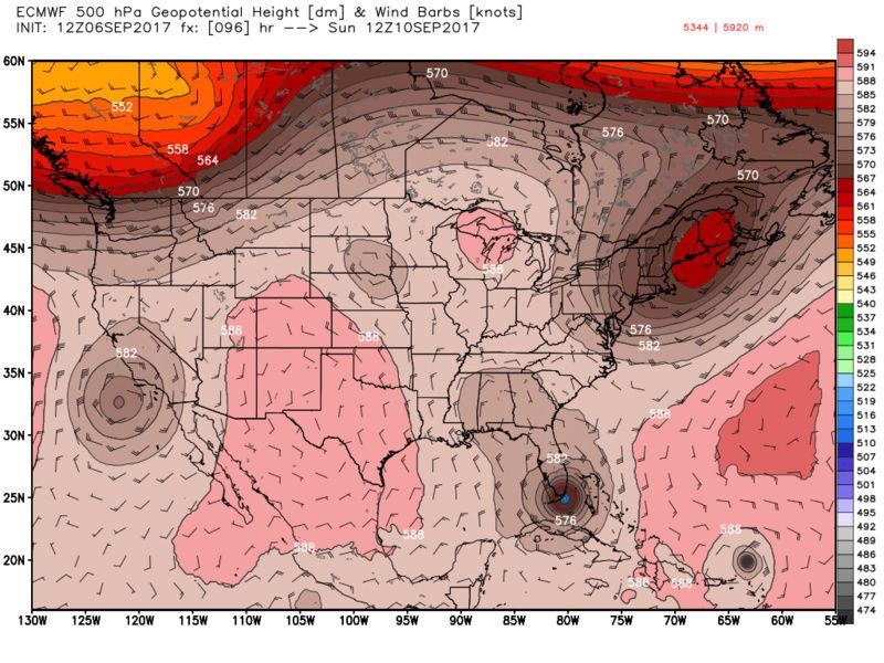 Tracking Hurricane Irma: Part 2 - Page 2 Ecmwf_55