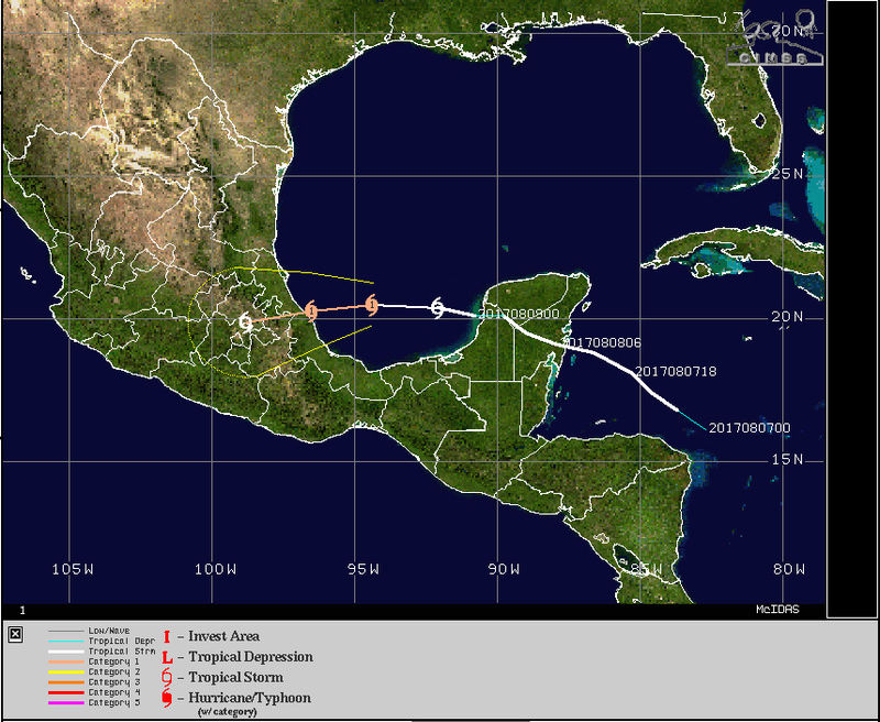 2017 General Tropical Cyclone Discussion Thread - Page 6 Frankl10