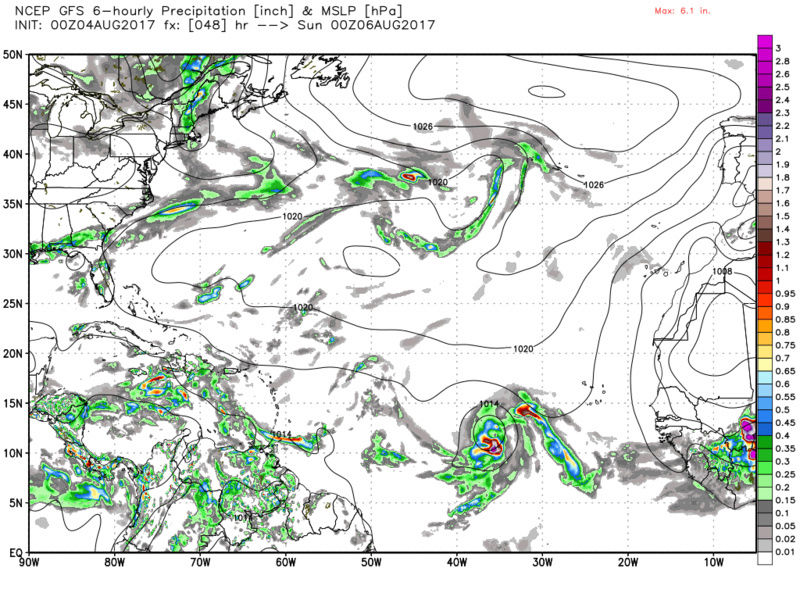2017 General Tropical Cyclone Discussion Thread - Page 4 Gfs_sl11