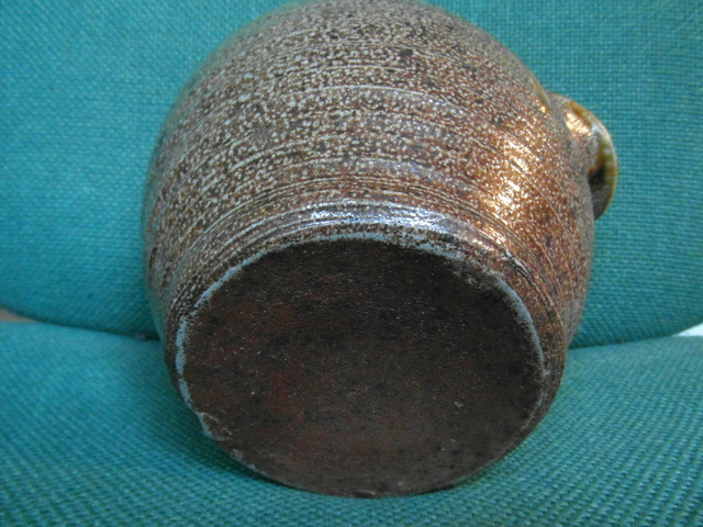 Unmarked salt glazed bowl  Sam_7712