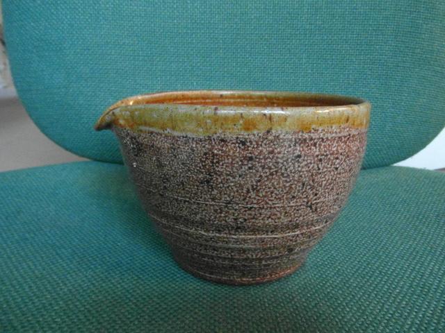 Unmarked salt glazed bowl  Sam_7713