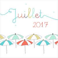MOIS DE JUILLET et AOUT 2017 Juille10