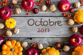MOIS D'OCTOBRE 2017 Oct10