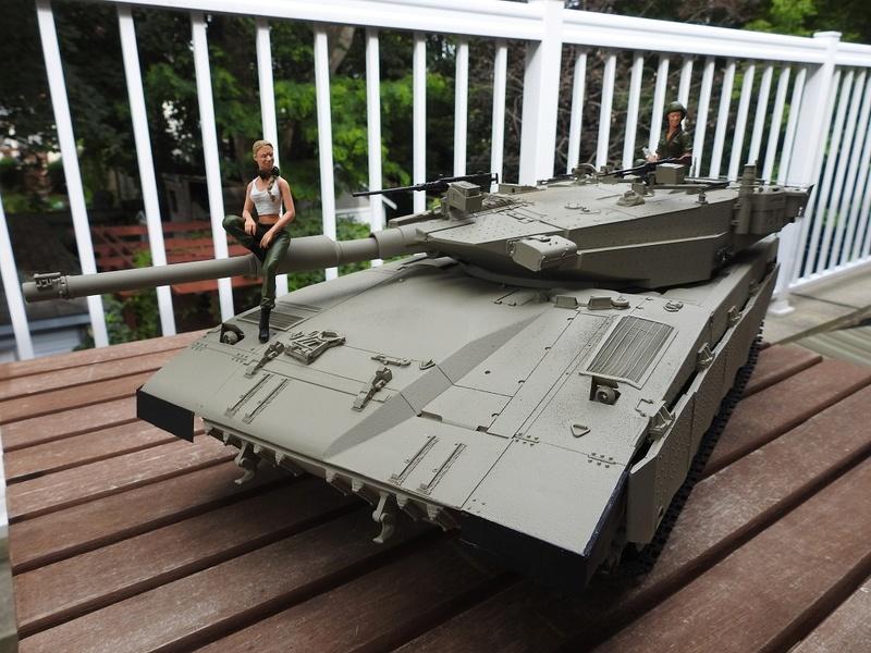SOL IDF Merkava III Dscn2011