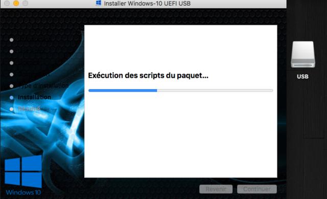 Création USB Windows 10 UEFI dans macOS - Page 2 129