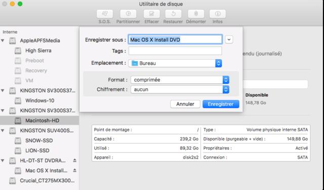 Dell Optiplex 790 macOS High Siera / (Fonctionne 10.6 A 10.13) - Page 5 Captu171
